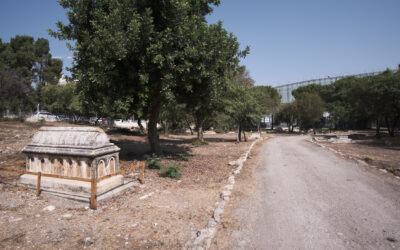 Notes on the Mamilla Cemetery – Part 1: Initial Impressions